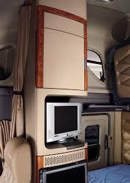 freightliner cascadia big rig interiors pinterest semi