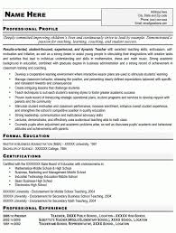 Kindergarten Teacher Resume Sample by Reading Tutor Sample Resume Trifles Essay Resume Samples High
