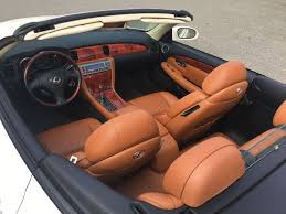 lexus sc430 interior colors hi 2005 lexus sc430 20k miles clublexus lexus forum discussion