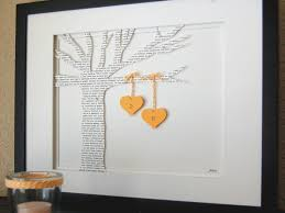 wedding gift craft ideas engagement gift heart map engagement and gift diy wedding