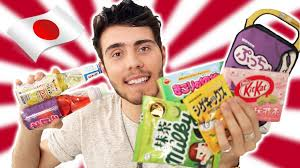 Where To Find Japanese Candy Trying Japanese Candy Youtube