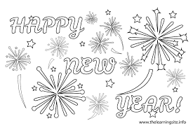 coloring pages of fireworks paginone biz