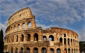 when in rome remember tourists are money and the colosseum a