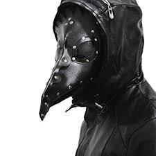 plague doctor mask xcoser plague doctor mask props steunk