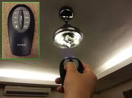 fanco ceiling fan remote control not working bottlesandblends
