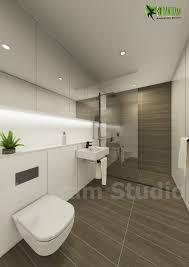 artstation modern 3d bathroom interior design canada yantram
