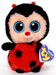 bugsy ladybug ty beanie boos birthday august 15 beanie boos