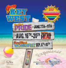 Map Key West Florida by Key West Business Guild