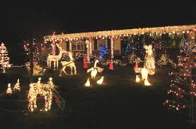 Outdoor Christmas Decoration Ideas by Impressive Christmas Decoration Ideas Presenting Dazzling Star