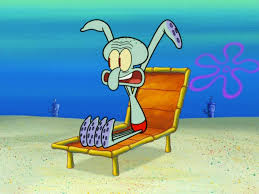 image squidward tentacles in sun bleached 5 png encyclopedia