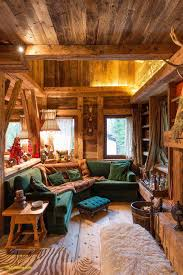 cabin living room decor log cabin living room decor lovely 49 gorgeous rustic interior ideas
