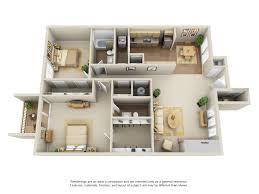 1 2 u0026 3 bedroom layouts for rent spring creek of edmond