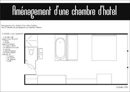 plan d une chambre d hotel céline pilon design global chambre d hôtel