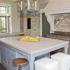 brick backsplash in kitchen kitchen with exposed brick backsplash design ideas