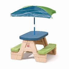 step 2 folding picnic table folding picnic table umbrella luxury amazon step2 sit and play kids