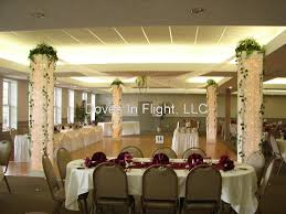 Pillars And Columns For Decorating Chair Covers Of Lansing Columns And Backdrops