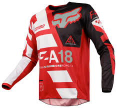 fox motocross gear for men fox racing youth 180 sayak jersey revzilla