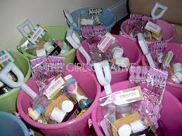 goodie bag ideas pail goody bags for summer birthday party the girl creative