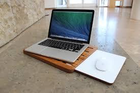 How To Make A Laptop Lap Desk by Tablio Mini Desk Amber