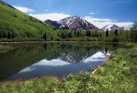 Utah lakes images Fishing in the area surrounding moab utah jpg
