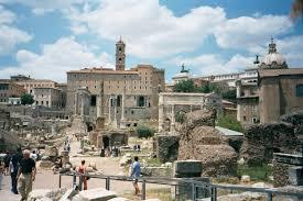 the roman forum ancient rome quatr us
