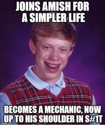 Robin Williams Meme - look up robin williams amish mechanic it will all make sense
