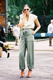 style ideas 22 outfit ideas to wear cargo pants in a posh way