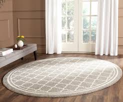 Outdoor Round Rug by Rug Amt422r Amherst Area Rugs By Safavieh