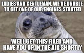Just Sitting Here Meme - we re just sitting here at the gate i hate flying imgflip