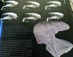alien covenant concept art behind the scenes thread spoilers