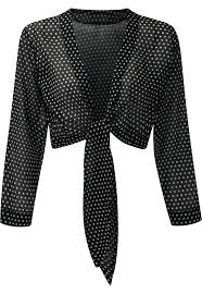 black polka dot blouse black polka dot tie blouse fernandez