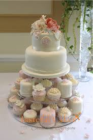 wedding cake cupcakes cakes by georgiou vintage style wedding