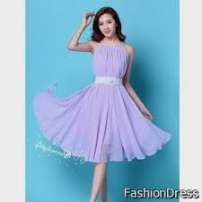 light purple summer dresses 2017 2018 newclotheshop