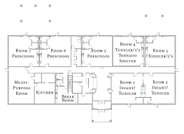 Floor Plan For Classroom Floor Plan For Children Running Your Daycare Business