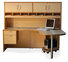 furniture image of home office decoration using black wood