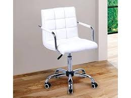 bureau manager chaise de bureau blanc meetharry co