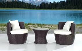 Outdoor Patio Furniture For Small Spaces Small Outdoor Furniture Artrio Info