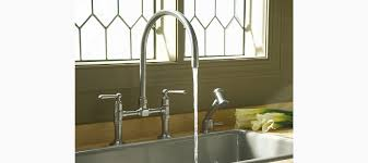 high rise kitchen faucet standard plumbing supply product kohler k 7337 4 s hirise two