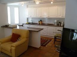 Wohn Und Esszimmer In Einem Raum Ferienhaus Costa Blanca Calpe Villa Anne