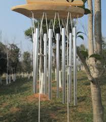 garden wind chimes ornaments home design architecture cilif
