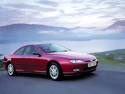 the peugeot with the look of a supercar the 406 coupe auto