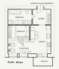 Apartment Plan Living Small With Style 2 Beautiful Small Apartment Plans Under