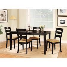 black dining room table set best 25 black dining table set ideas on black dining