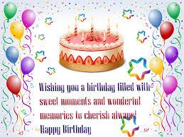 Happy Birthday Wishes Birthday Wishes
