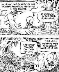 pogo comic strip