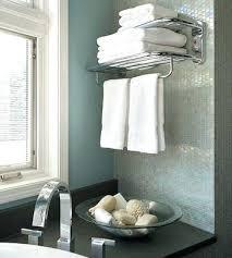bathroom towel holder ideas bathroom towel rack gruposorna com