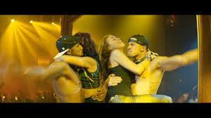 channing tatum stripping magic mike channing tatum amber heard in magic mike xxl trailer video