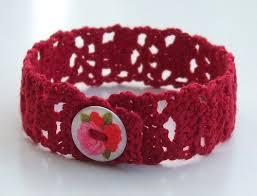 crochet bracelet images 16 easy crochet bracelet patterns guide patterns jpg