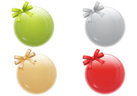 shiny christmas ornament psd pack free photoshop brushes at