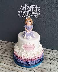 sofia the cake princess sofia the inspired cake whisk and whisk bespoke cakes
